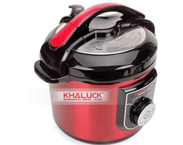 Nồi áp suất khaluck kl-788 an toàn cho người dùng
