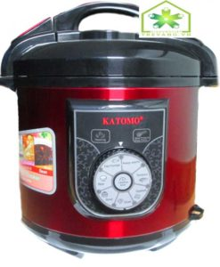 Nồi áp suất điện Katomo KA-755S