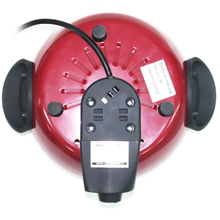 Nồi lẩu điện khacluk kl-558 thiết kế đơn giản gọn nhẹ dễ di chuyển