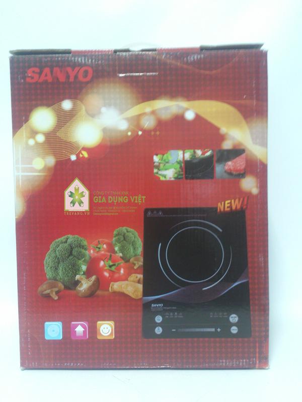 Vỏ hộp Bếp từ Sanyo SS18-1A