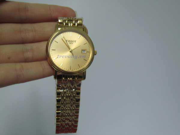 Đồng hồ nam Tissot 1853 T52.5.481.21 cận cảnh
