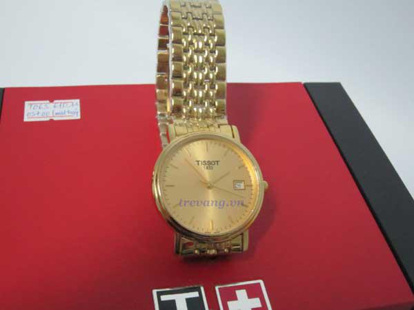 Đồng hồ nam Tissot 1853 T52.5.481.21 chụp trực diện