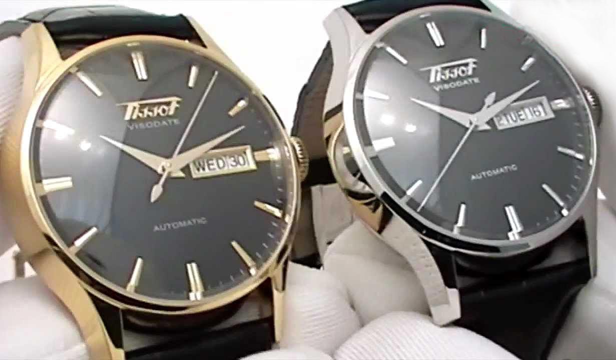 Đồng hồ Tissot 1853 Automatic T019.430.36.051.01 Visodate