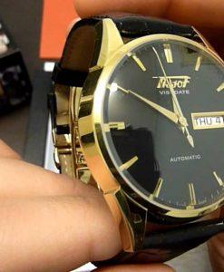 Đồng hồ Tissot 1853 Automatic T019.430.36.051.01 trên tay những mẫu ảnh