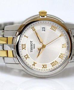 Sang trọng Đồng hồ đôi Tissot 1853 T031.410.22.033.00 và T031.210.22.033.00