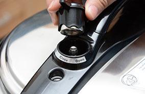 Nút chỉnh áp suất Nồi áp suất điện Pensonic PPC-1802