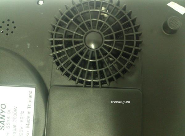 Quạt thông gió Bếp từ Sanyo SS18-1A