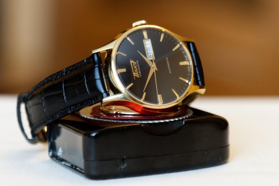 Sang trọng Đồng hồ Tissot automatic T19.430.16.051.01