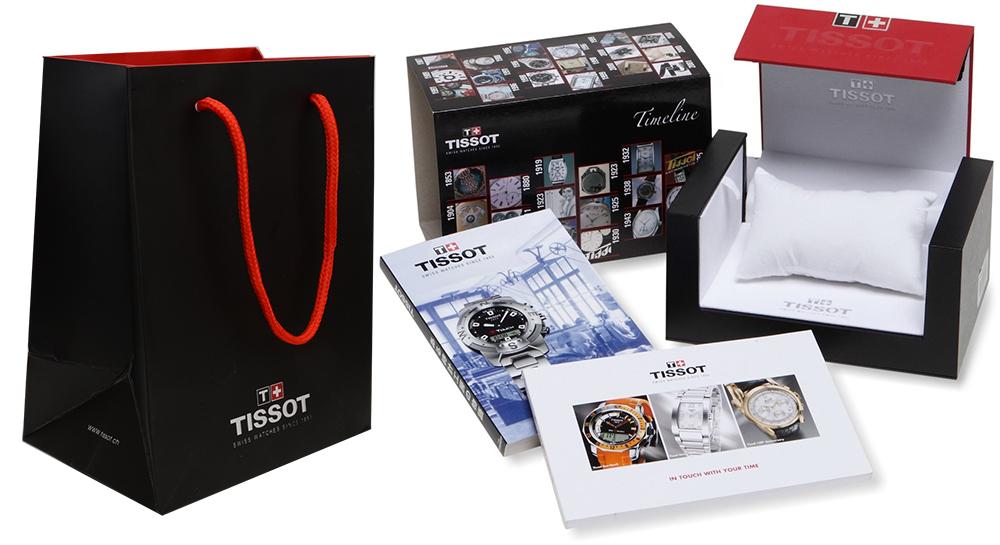 Set box full Đồng hồ cơ nam Tissot 1853 T086.408.22.036.00