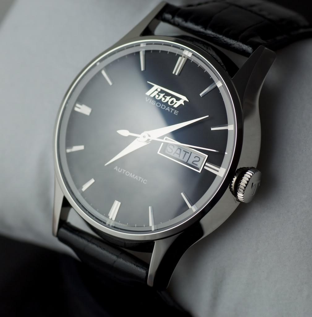Đồng hồ Tissot automatic T19.430.16.051.01 mặt kính sapphia.