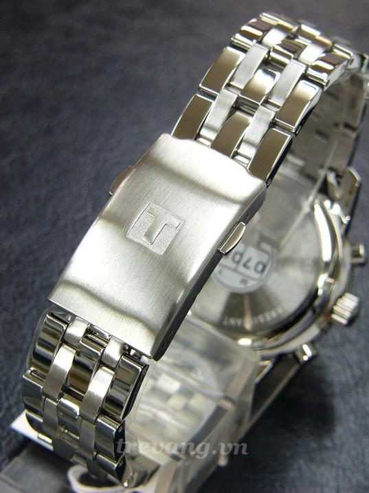 Đồng hồ nam Tissot 1853 T17.1.586.52 PRC 200 chốt gập chắc chắn