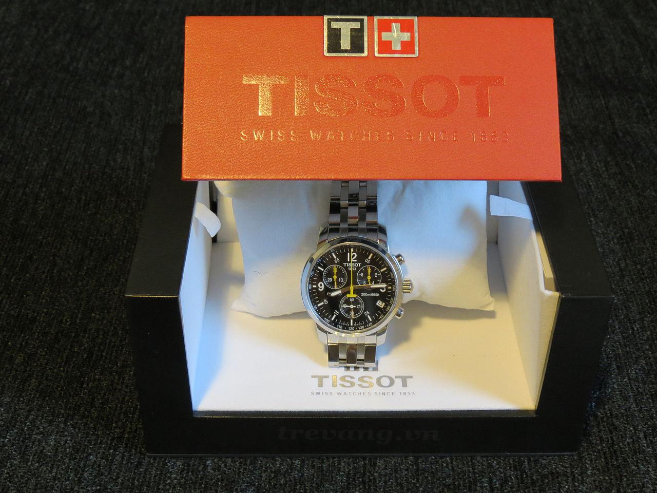Set box Đồng hồ nam Tissot 1853 T17.1.586.52 PRC 200.