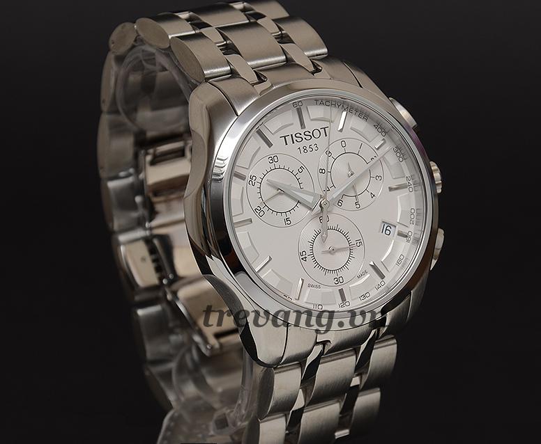 Đồng hồ Tissot 1853 Nam T035.617.11.031.00 phong cách.