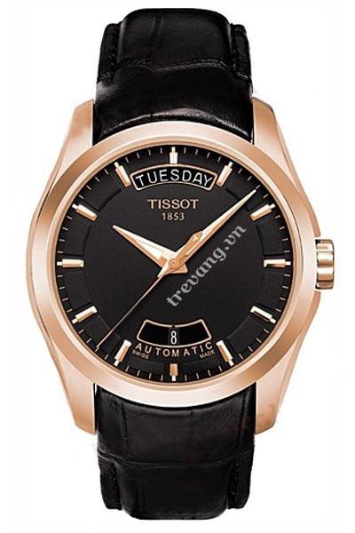 Đồng hồ cơ nam Tissot 1853 T035.407.36.051.00 vàng đồng