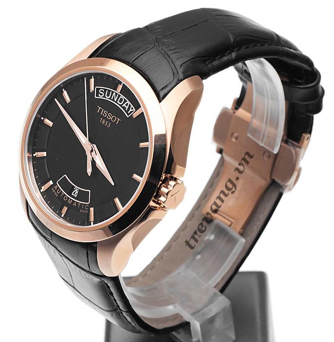 Đồng hồ cơ nam chính hãng Tissot 1853 T035.407.36.051.00 tại Show room Tre vàng.
