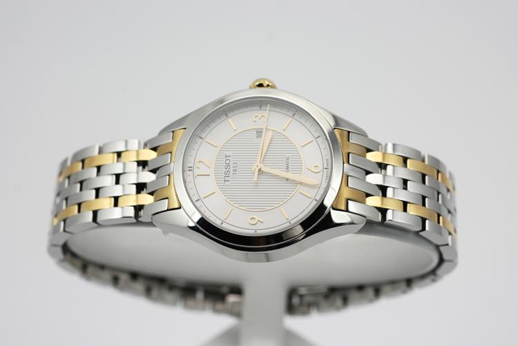 Đồng hồ Tissot 1853 automatic T038.207.22.037.00 mạ vàng