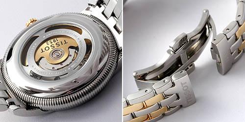 Đồng hồ cơ nam Tissot 1853 T97.2.483.31 hiện đại
