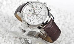 Đồng hồ cơ nam tissot 1853 T17.1.516.32 dây da mặt tròn