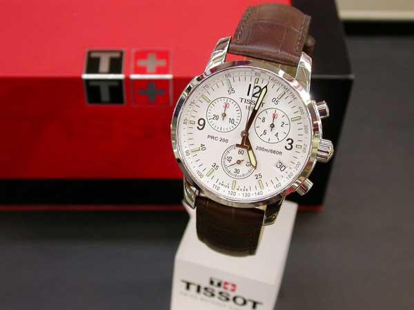 Ảnh thực tế Đồng hồ cơ nam Tissot 1853 chính hãng dây da tại Shop Tre Vàng