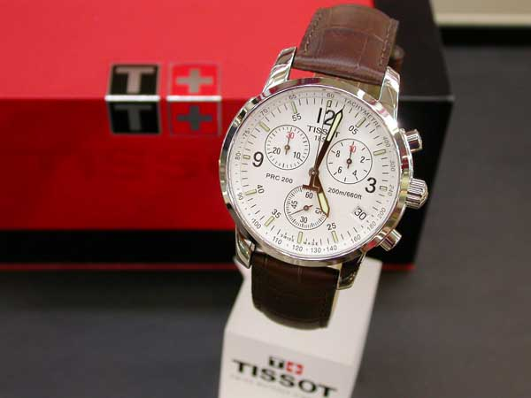 Đồng hồ cơ nam tissot 1853 T17.1.516.32 dây da