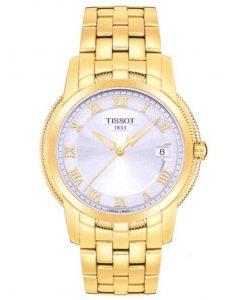 Đồng hồ nữ Tissot Automatic 1853 T031.410.33.033.00 mạ vàng bề mặt.