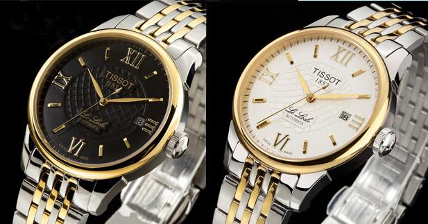 Đồng hồ tissot nam12bl0447271 2 màu 2 phong cách khác nhau