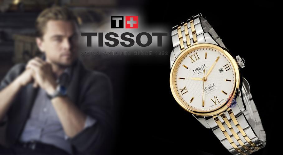Đồng hồ nam  tissot 1853 12bl0447271 đa phong cách