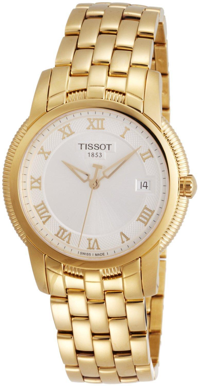 Đồng hồ Tissot Automatic 1853 T031.410.33.033.00 mạ vàng toàn bộ bề mặt.