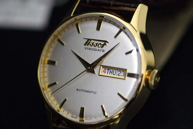 Đồng hồ tissot nam T19.430.16.031.001 mặt kính trắng giản dị