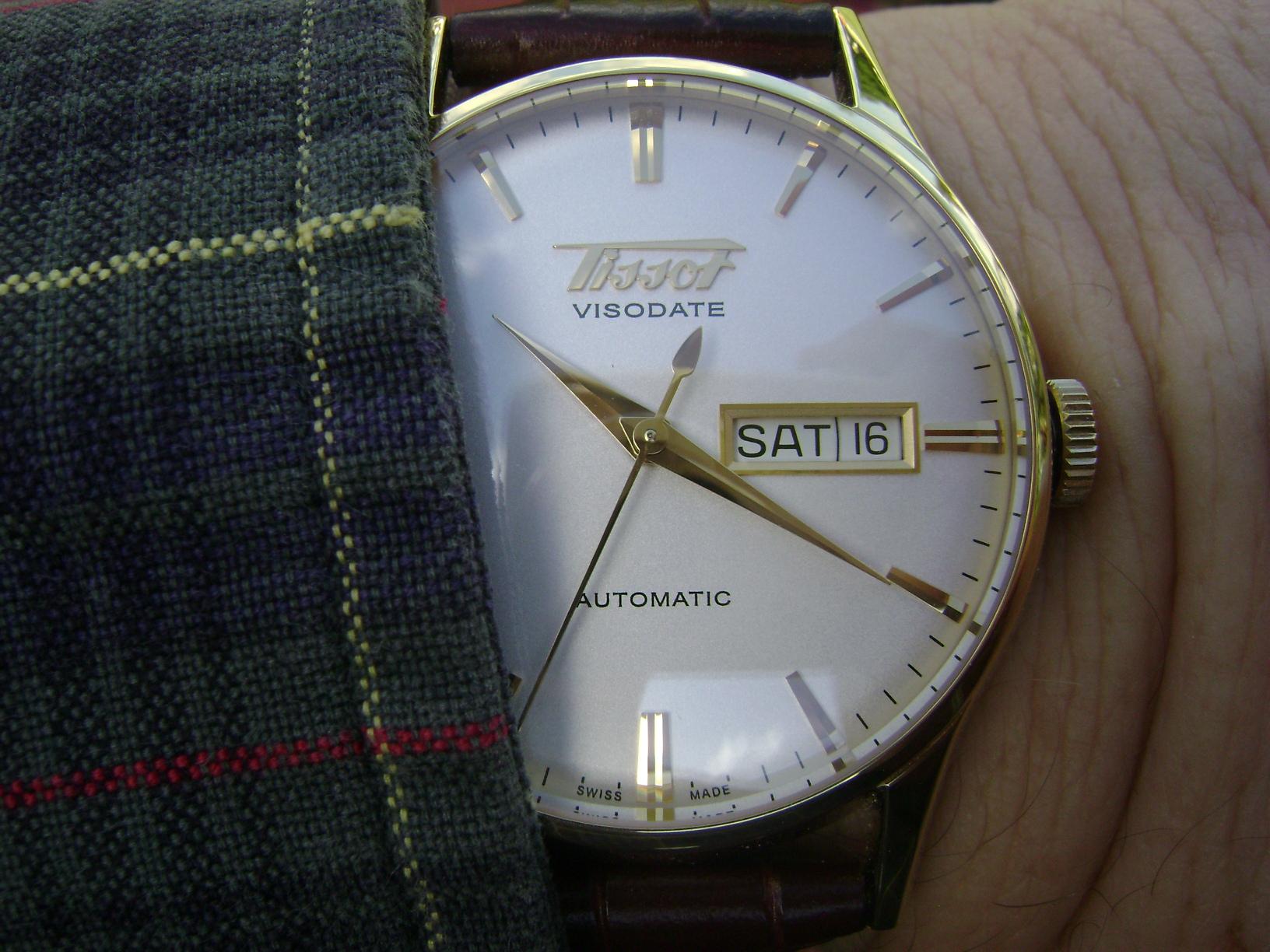 Đồng hồ tissot nam T19.430.16.031.001 cổ điển rất hiện đại