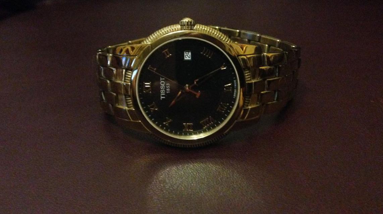 Đồng hồ Tissot 1853 T031.410.33.033.00 dành cho doanh nhân.