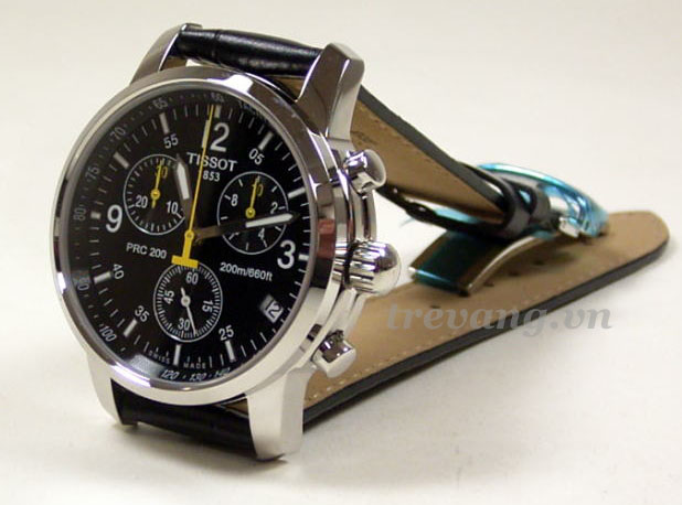 Đồng hồ Tissot T17.1.526.52 thiết kế kiêu kì.