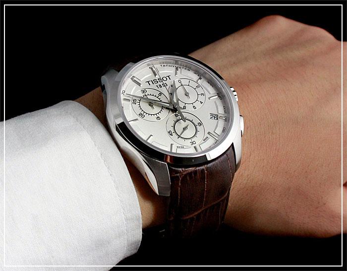 Đồng hồ Tissot nam 1853 T035.617.16.031.00 mạnh mẽ