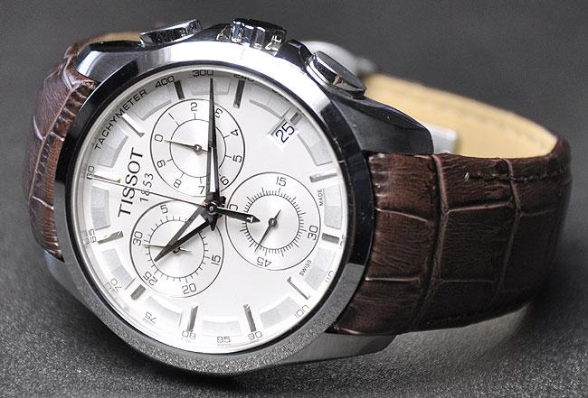 Đồng hồ Tissot nam 1853 T035.617.16.031.00 mặt kính sapphire