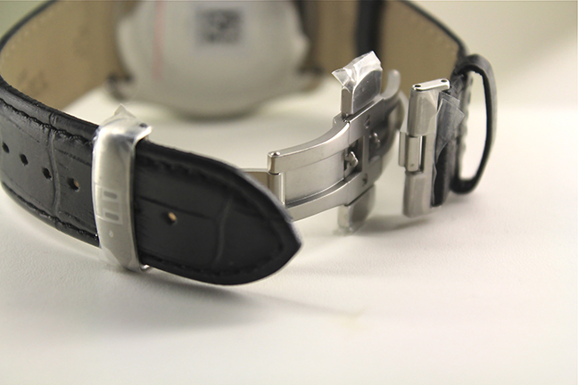 Đồng hồ nam Tissot 1853 T035.617.16.051.00 chốt gập.