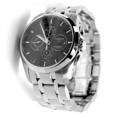 Đồng hồ Tissot 1853 Nam T035.627.11.051.00 dây kim loại lịch lãm