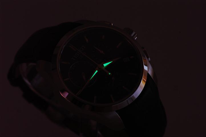 Đồng hồ nam Tissot 1853 T035.439.16.051.00 kim quay.