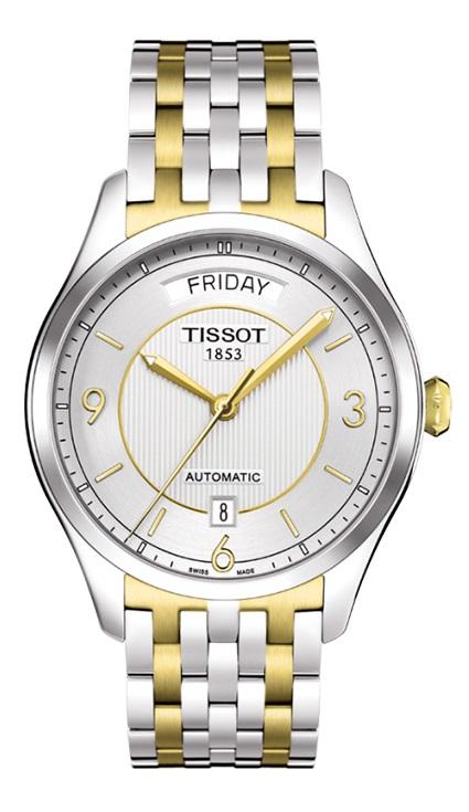Đồng hồ Tissot 1853 T038.430.22.037.00 T-One Automatic cho nam.