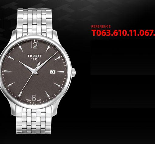 Đồng hồ nam Tissot T063.610.11.067.00