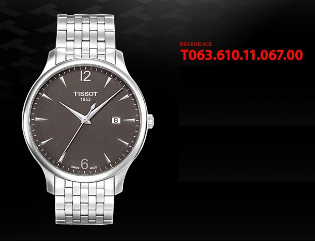 Đồng hồ nam Tissot 1853 T063.610.11.067.00