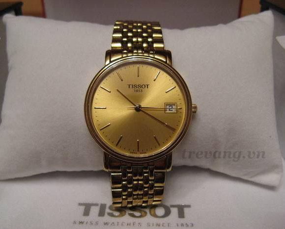 Đồng hồ nữ Tissot 1853 T52.5.281.21 tại show room đồng hồ Tre Vàng.