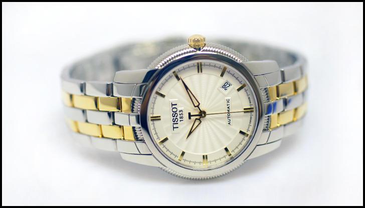 Đồng hồ Tissot 1853  automatic T97.2.483.31