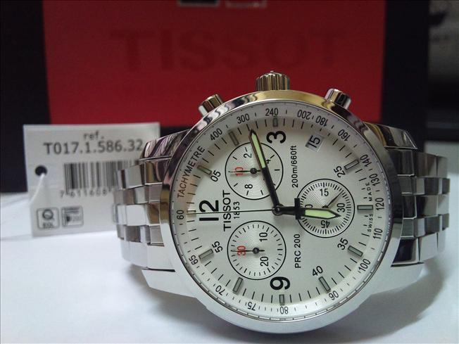 Đồng hồ Tissot 1853 T17.1.586.32 T-Sport tại show room Tre Vàng.