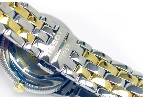 Đồng hồ cơ nam Tissot 1853 T97.2.483.31 dây kim loai