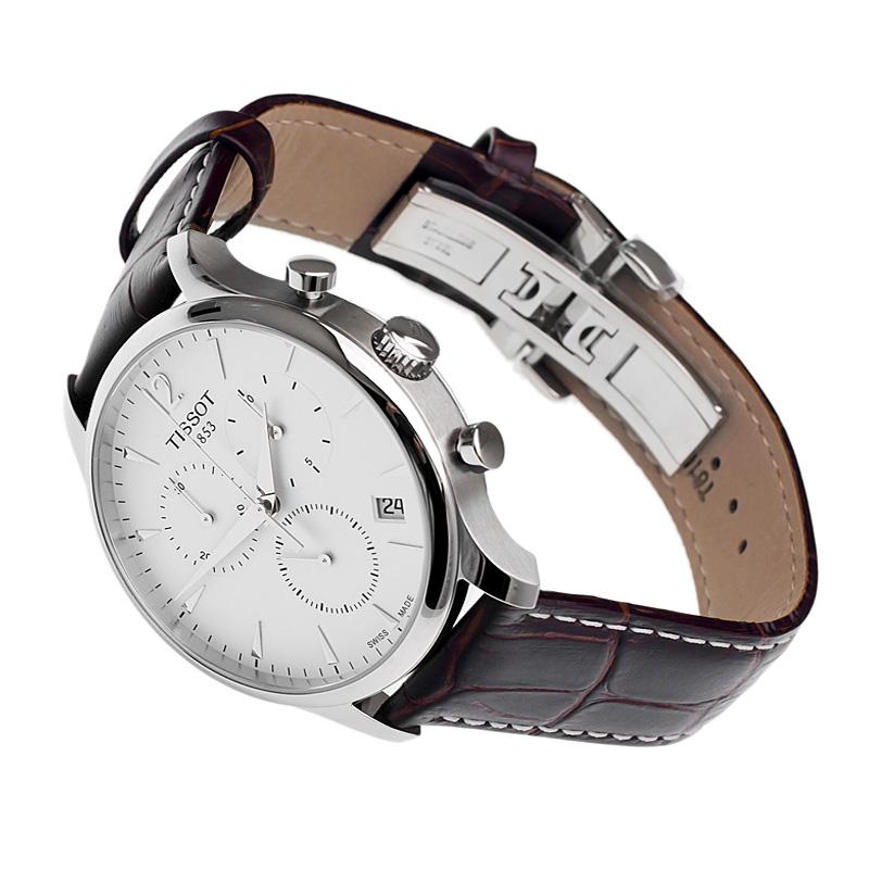 Đồng hồ Tissot T063.617.16.03700 đẹp sang trọng