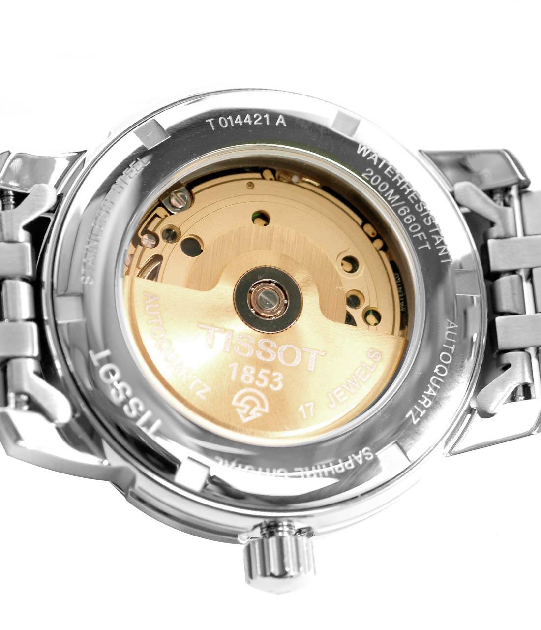 Đồng hồ Tissot 1853 T014.421.11.037.00 mặt lưng hở