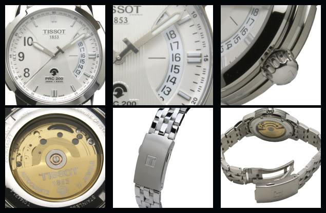 Đồng hồ Tissot 1853 T014.421.11.037.00 chi tiết cấu tạo