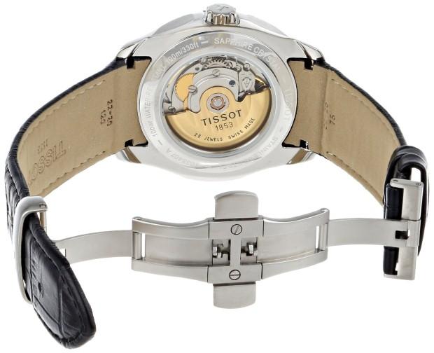 Đồng hồ Tissot nam 1853 T035.407.16.051.00 mặt sau hở