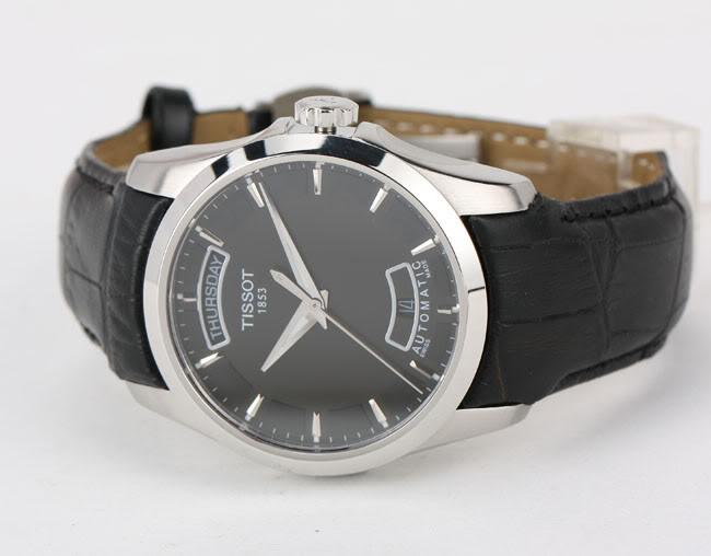 đồng hồ Tissot nam 1853 T035.407.16.051.00 mặt chống xước cao cấp