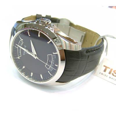 đồng hồ Tissot nam 1853 T035.407.16.051.00 đây da chốt inox